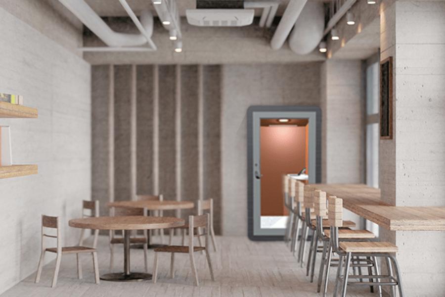 カフェやファミリーレストランのアフター写真